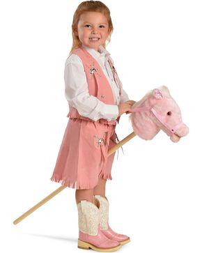 Talking Stick Pony, Pink, hi-res