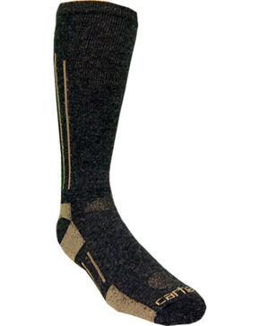 Carhartt Black Full Cushion All Terrain Boot Socks, Black, hi-res