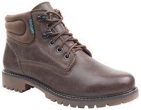 Eastland Women's Pecan Edith Alpine Boots , Pecan, hi-res