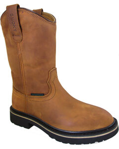 Smoky Mountain Men's Cedar Point Work Boots - Round Toe , , hi-res