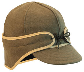 Stormy Kromer Men's Olive The Rancher Cap, Olive, hi-res