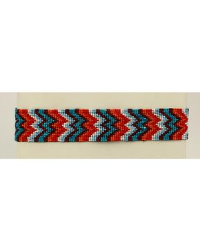 Blazin Roxx Chevron Beaded Headband, Multi, hi-res