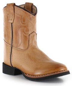 Cody James Toddler Showdown Western Boots - Round Toe, , hi-res
