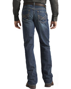 "Ariat Denim Jeans - M4 Deadrun Relaxed Fit - 38"" Inseam, , hi-res"