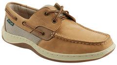 Eastland Men's Tan Solstice Boat Shoe Oxfords, , hi-res
