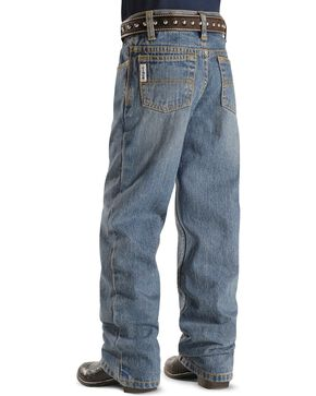 Cinch ® Boys' White Label Jeans - 4-7 Slim, Denim, hi-res