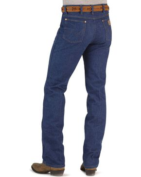 Wrangler Jeans - 936 Slim Fit Prewashed Denim Jeans - Tall, Indigo, hi-res