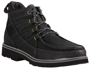 Ariat Men's Exhibitor Casual Boots - Moc Toe, , hi-res