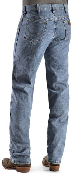 Wrangler Premium Performance Advanced Comfort Stone Beach Jeans, , hi-res