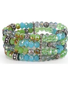 Shyanne Women's Multi-Layered Beaded Bracelet, , hi-res