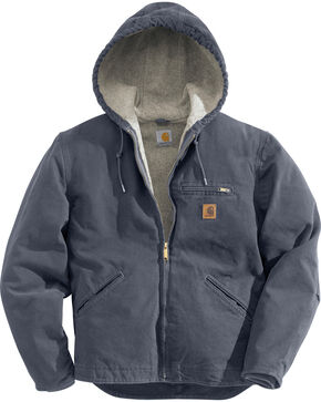 Carhartt Sierra Work Jacket, Grey, hi-res