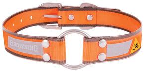 Browning Orange Medium Dog Collar , Orange, hi-res