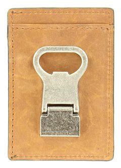 Nocona Front Pocket Money Clip Wallet, , hi-res