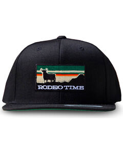 Dale Brisby Men's Rodeo Time Sunset Snapback Cap , , hi-res
