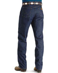 Wrangler Jeans - 47MWZ Original Fit Prewashed Indigo, , hi-res