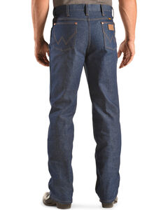 "Wrangler Jeans - 936 Slim Fit Rigid - 38"" Tall Inseam, Indigo, hi-res"