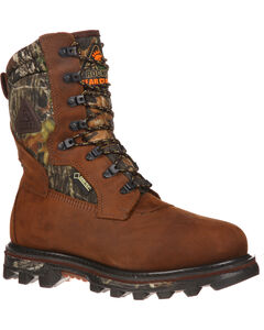 """Rocky 10"""" Arctic BearClaw Gore-Tex Waterproof Insulated Outdoor Boots, , hi-res"""