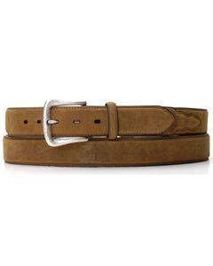 Nocona Basic Leather Belt - Big, , hi-res