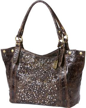 Frye Deborah Shoulder Bag, Chocolate, hi-res