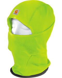 Carhartt Men's Bright Green Force Helmet Liner Mask , , hi-res