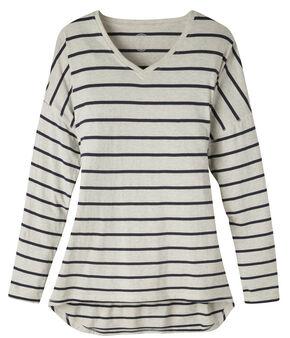 Mountain Khakis Women's Cora Long Sleeve Shirt, Cream, hi-res