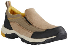 Ariat Men's Tan Skyline Slip-On Shoes, , hi-res