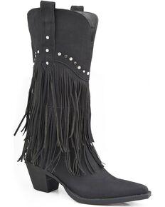 Fringe Boots & Fringe Cowgirl Boots - Sheplers