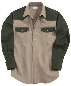 Carhartt Ironwood Twill Work Shirt - Big & Tall, , hi-res