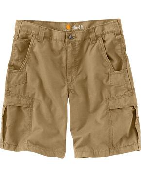 Carhartt Men's Beige Mosby Cargo Shorts, Beige, hi-res