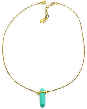 Julio Designs Acrobat Necklace, Turquoise, hi-res