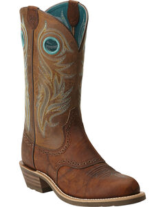 Ariat Women's Shadow Rider Boots - Round Toe, , hi-res
