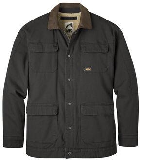 Mountain Khakis Black Ranch Shearling Jacket, Black, hi-res