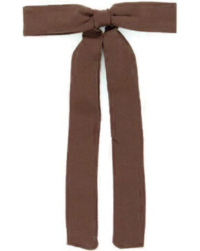 Colonel Neck Tie, Brown, hi-res
