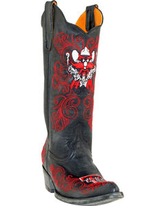 Gameday Texas Tech University Cowgirl Boots - Pointed Toe, , hi-res