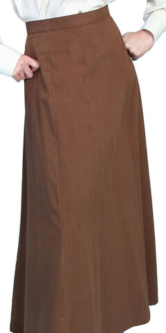Rangewear by Scully Brushed Twill Skirt, , hi-res