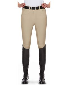 Ariat Olympia Regular Rise Riding Breeches, , hi-res