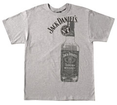 Jack Daniel's Tennessee Whiskey Bottle T-Shirt, , hi-res