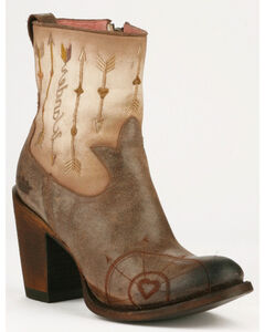 Junk Gypsy by Lane Women's Brown Wanderlust Boots - Round Toe , , hi-res