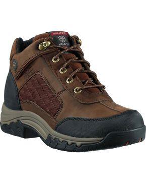Ariat Camrose Waterproof & Insulated Terrain Boots - Round Toe, Distressed, hi-res