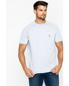 Carhartt Force Short Sleeve Work Shirt, , hi-res