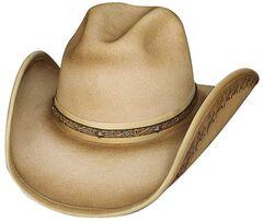 Bullhide Back in Time Wool Hat, , hi-res