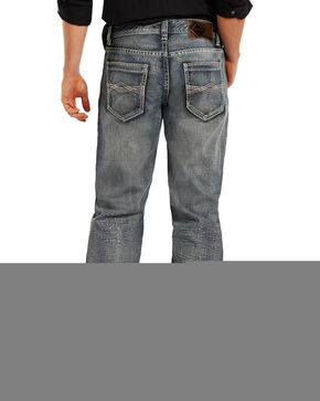 Rock & Roll Cowboy Double Barrel Jeans - Boot Cut, Indigo, hi-res