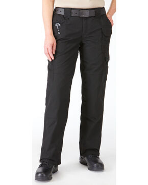 5.11 Tactical Women's Taclite Pro Pants, Black, hi-res