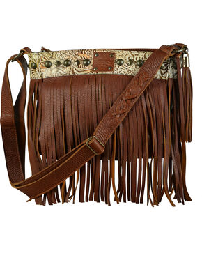 STS Ranchwear Lila Crossbody Bag, Saddle Brown, hi-res
