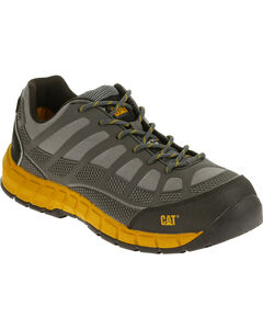 Caterpillar Men's Grey Streamline ESD Work Shoes - Composite Toe , , hi-res