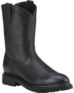 Ariat Sierra Western Work Boots, , hi-res