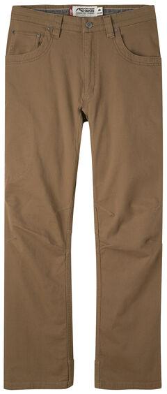 Mountain Khakis Men's Brown Camber 106 Pants , , hi-res