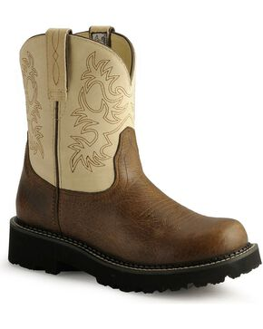 Ariat Fatbaby Cowgirl Boots, Earth, hi-res