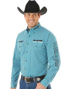 Wrangler Men's RAM Western Logo Shirt, , hi-res