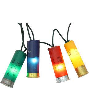 Shotgun Shell String Christmas Lights, Multi, hi-res